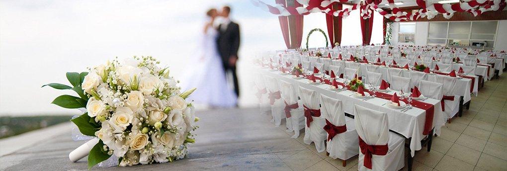 Rendezvények - Esküvők